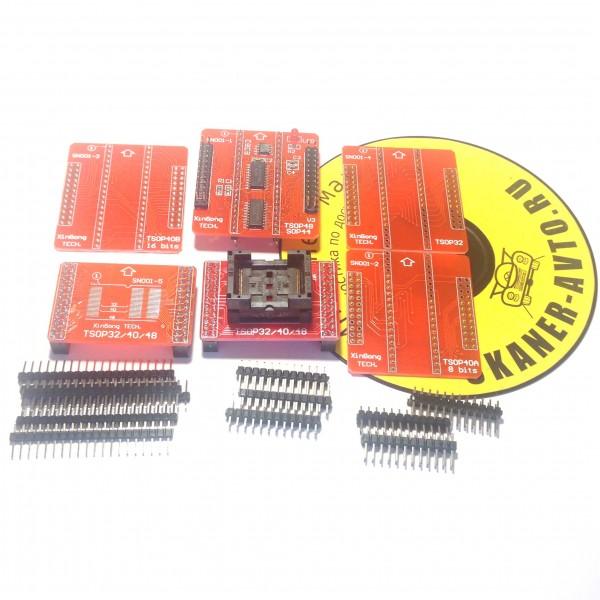 Адаптеры TSOP32/TSOP40/TSOP48