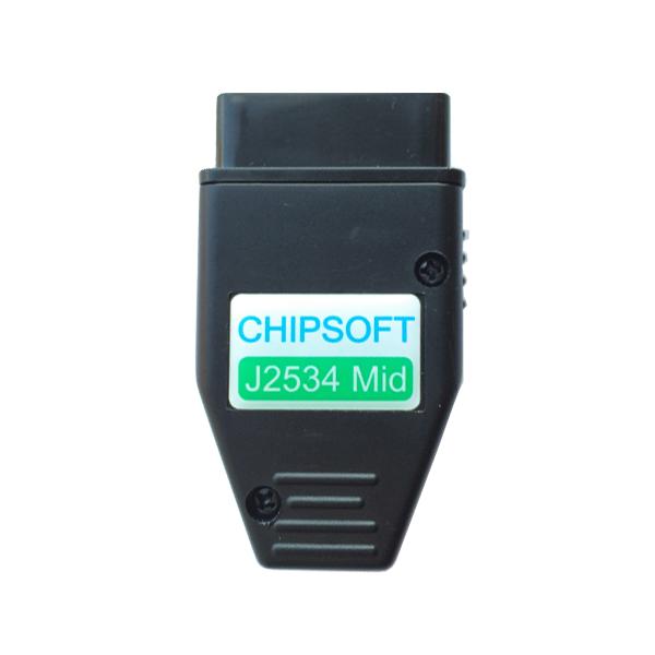 ChipSoft J2534 Mid адаптер + K-Line