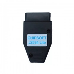 ChipSoft J2534 Lite адаптер + K-Line