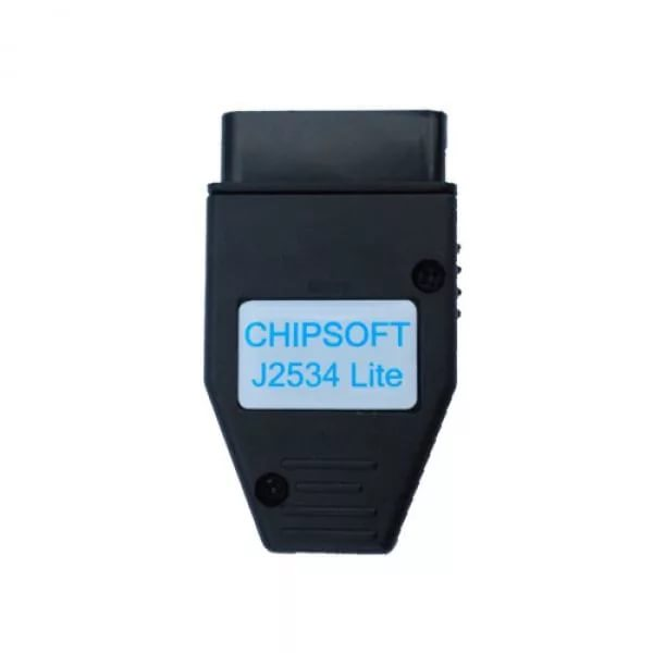 ChipSoft J2534 Lite адаптер + K-Lin