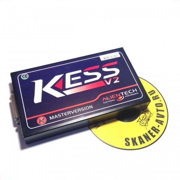 KESS 2  v 2.23 / FW 5.017 (Kess II)