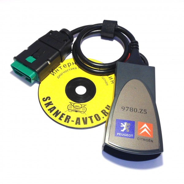 Lexia 3 дилерский сканер