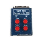 W211 SBC Recovery OBD