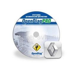 Модуль Renault для OpenDiag