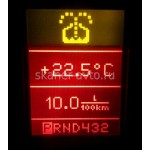 LCD дисплей Audi VW VDO