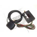 GPS датчик скорости с индикатором