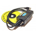 Elm327 Ford с переключателем HS + MS CAN OBD