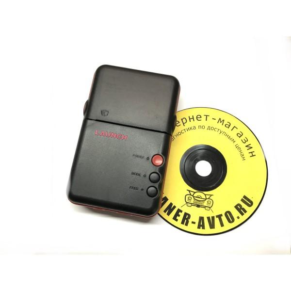 Беспроводной мини-принтер для Launch x431