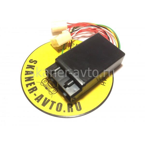 Модуль автоматического контроллера стеклоподъёмников МАКС 2