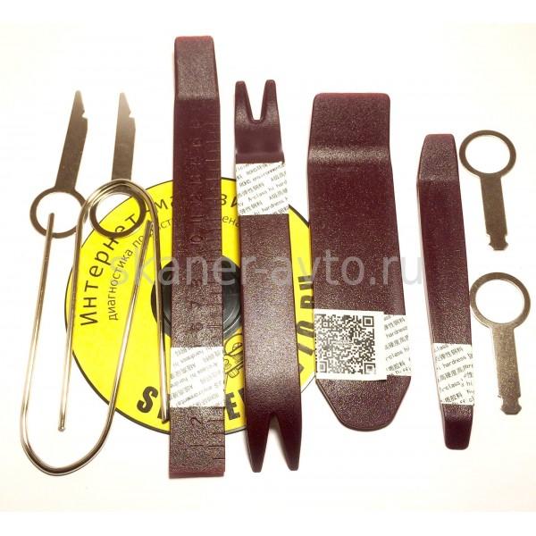 Набор инструментов Pandora 10 элементов