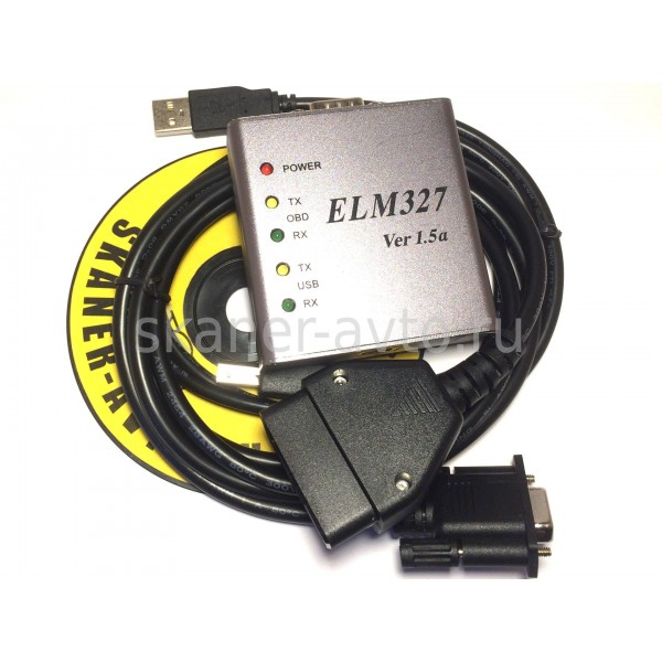 ELM327 USB CAN BUS V.1.5
